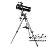 تلسکوپ 1050 برابر انعکاسی